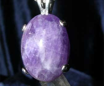 Amuleto amatista