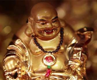 amuleto buda sonriente