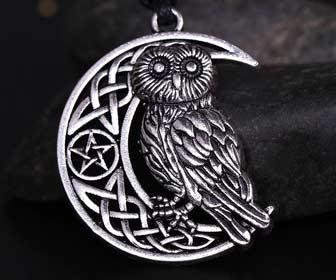 Amuleto buho