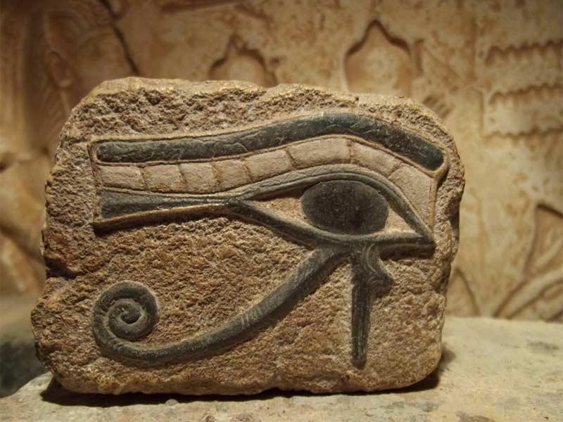Símbolo del Ojo de Horus