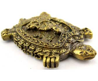 Amuleto tortuga