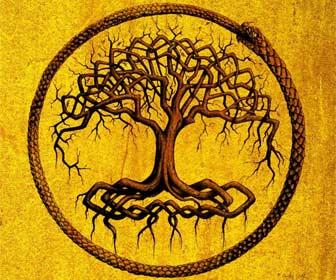 Amuletos Vikingos de Protección Yggdrasil o El Árbol de la Vida
