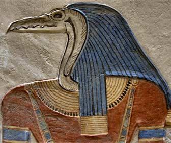 Ibis Dios Thoth