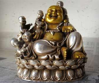 Buda niños