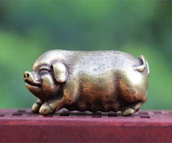 Cerdo de la Suerte