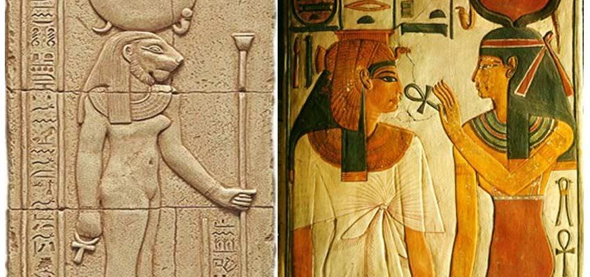historia de la cruz egipcia