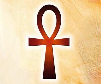 La Cruz Egipcia - Ankh o Anj