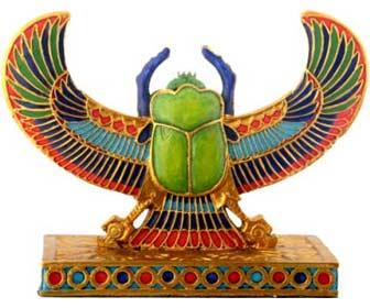 Amuleto Escarabajo Egipcio Significado Y Cómo Activar