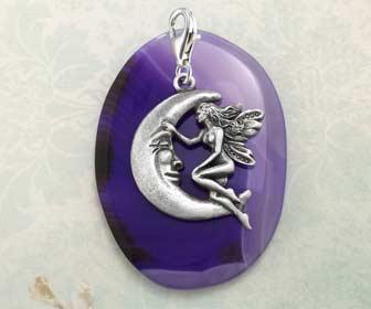 Amuleto Hada de la Luna
