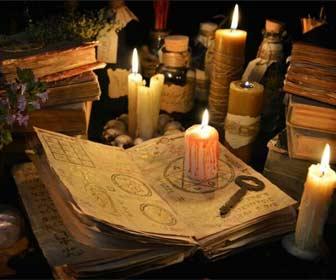 Libro de ocultismo