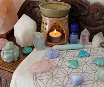 Cómo limpiar las piedras para Gemoterapia