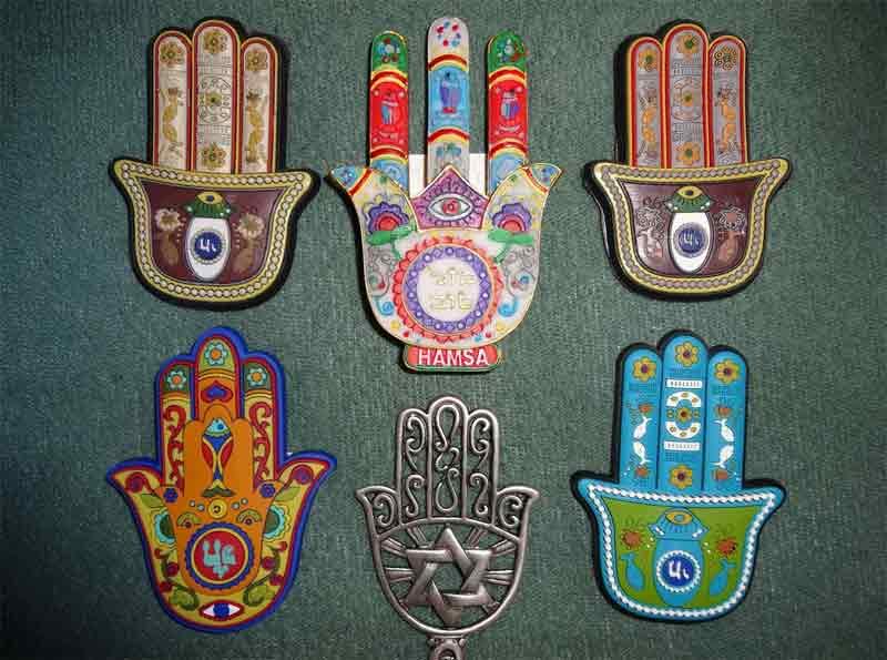 Significado de las manos de Fátima