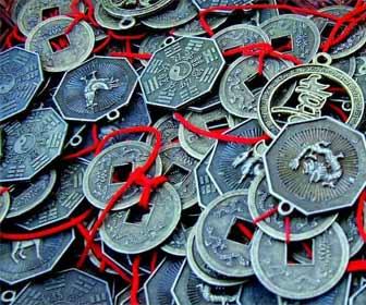 Monedas Chinas Antiguas