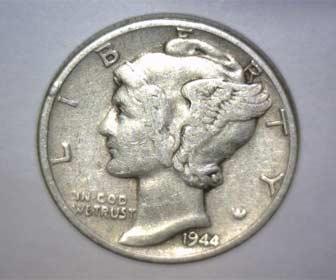 monedas suerte mercurio