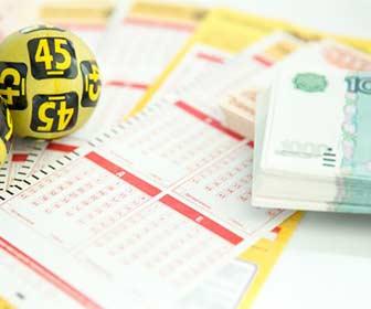 Números de la suerte para la lotería