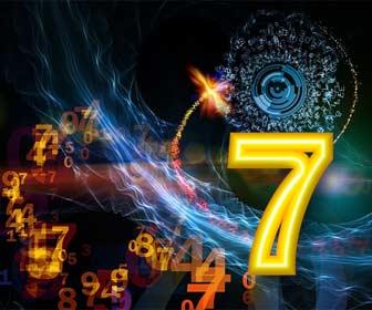 Personalidad del número 7 en la Numerología