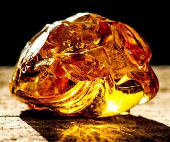 Piedra Energética Ámbar
