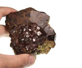 Piedra Energética Granate