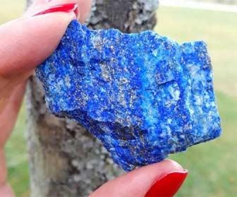 Piedra Energética Lapislázuli