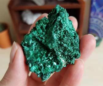 Piedra Energética Malaquita