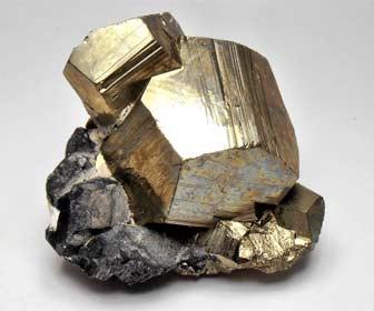 Piedra Energética Pirita