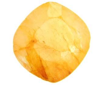 Piedra Energética Topacio Amarillo
