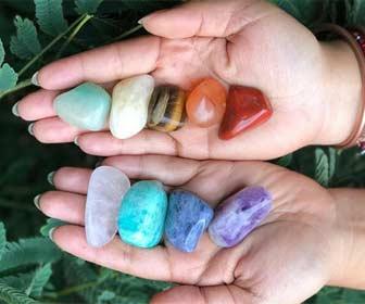 Piedras Energéticas - Ciencias Ocultas