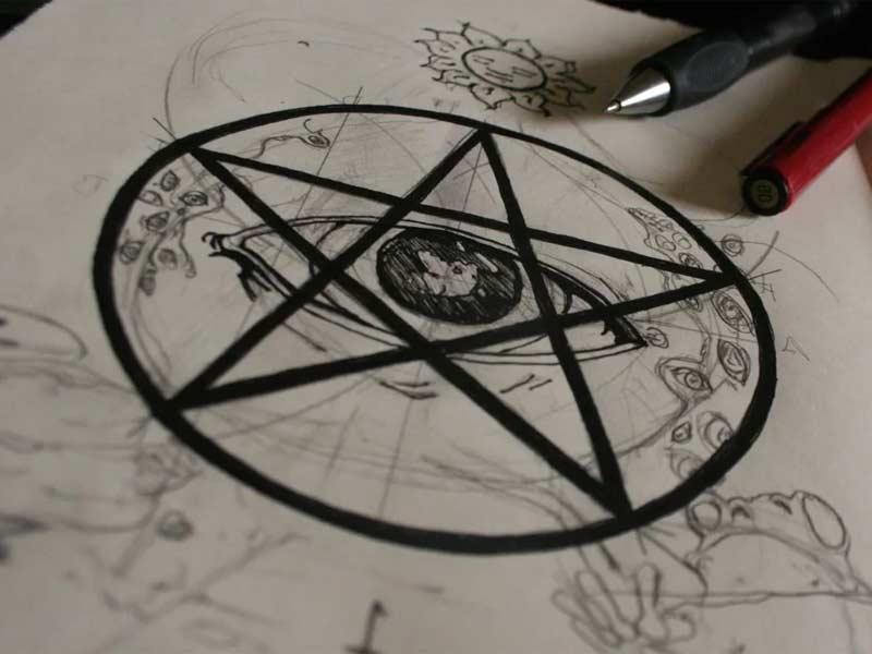 Amuleto Tetragrámaton