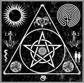 Algunos símbolos usados en el esoterismo